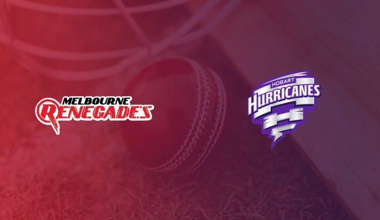 Hobart hurricanes vs melbourne renegades betting preview goal top bet payouts on powerball